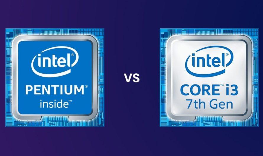 Intel Pentium G4560 vs Intel Core i3-7100 | Which is Better?